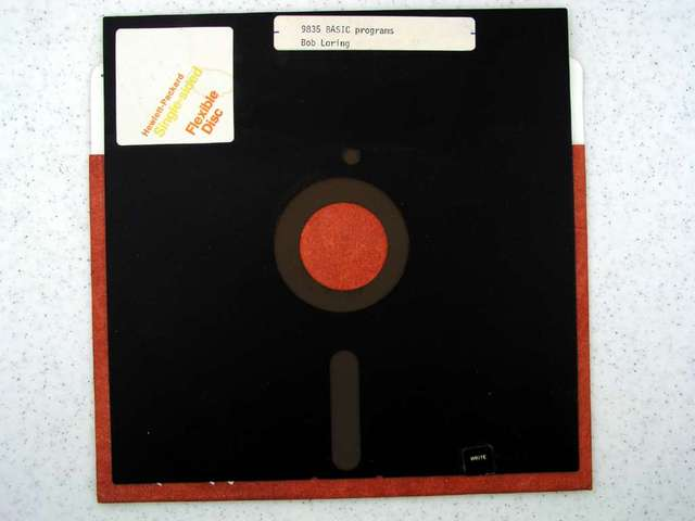 Computer Floppy Disks Introduced