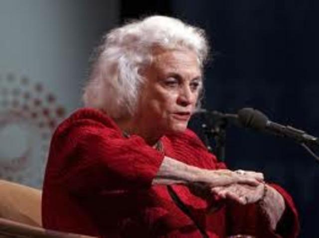 World Event : first women in supreme court
