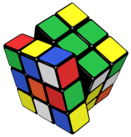 Fashion and Entertainment: The creation of the Rubik's Cube