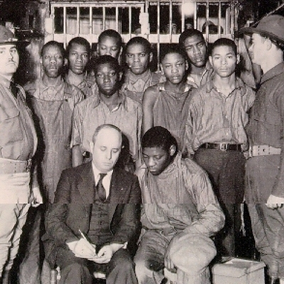 Scottsboro Boys, Timeline