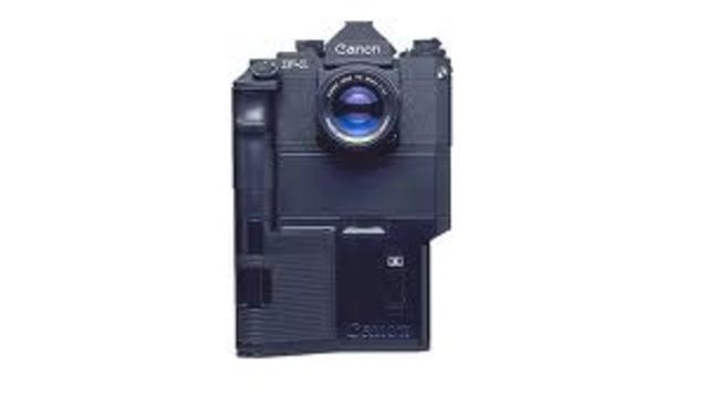 Canon Digital Electronic Camera