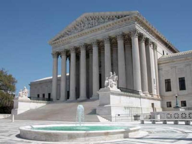 Supreme court gets involved