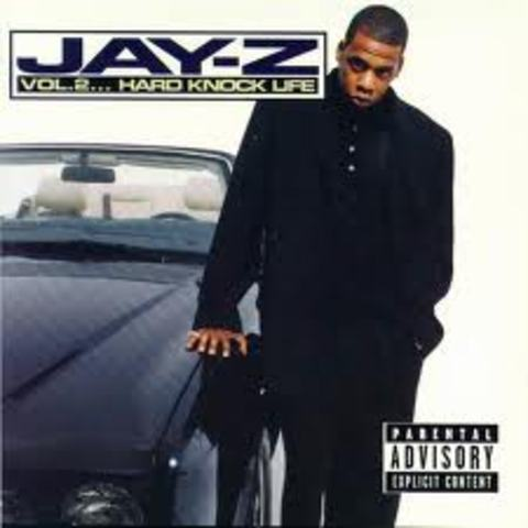 "Jay-Z makes the ""Ghetto Anthem"""