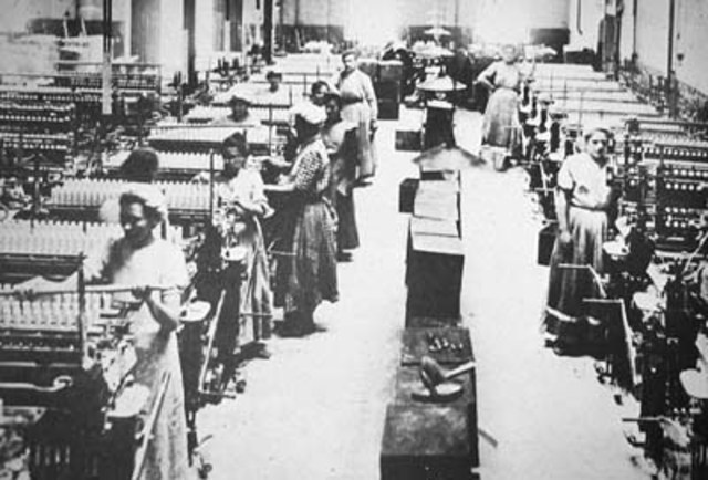 Mass Production of Steel