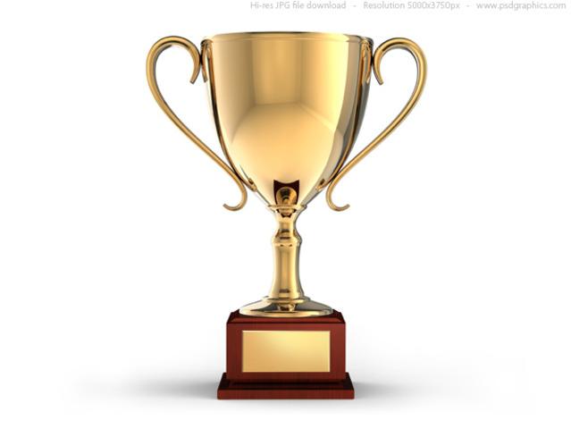 Gané el premio de jugador más valioso para el equipo de fútbol por Thomas Jefferson.