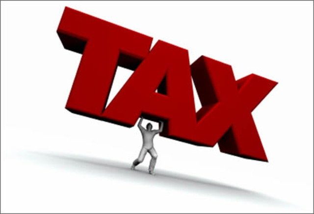 Personal income tax introduced