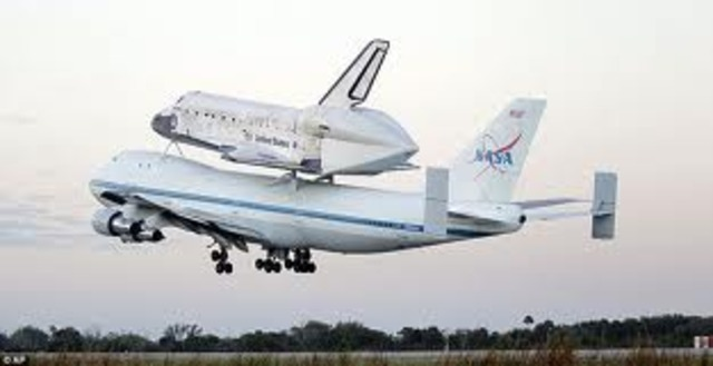 The Last  Flight for Discovery