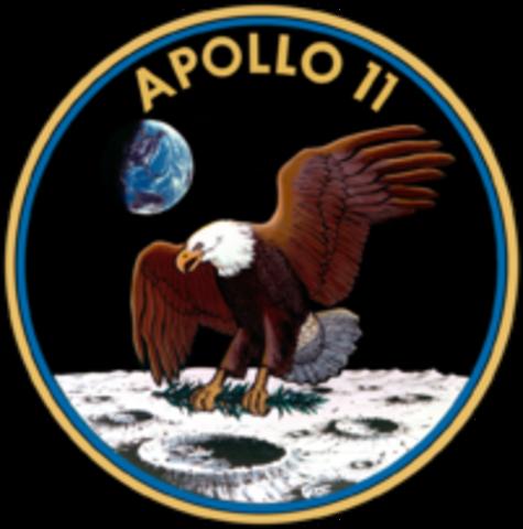 Apollo 11 landed  on moon