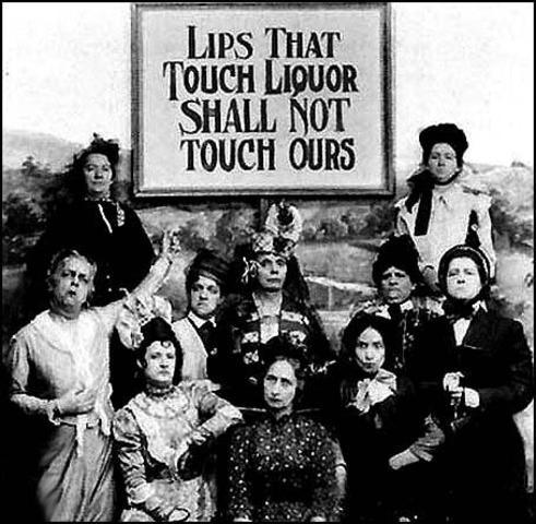 18th amendment (Prohibition)