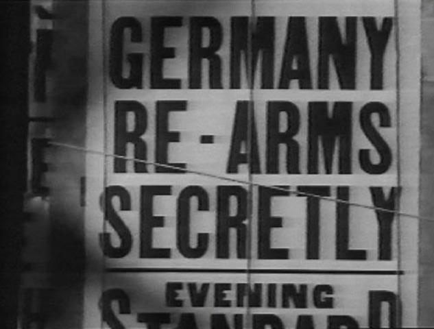 Germany Re-arms