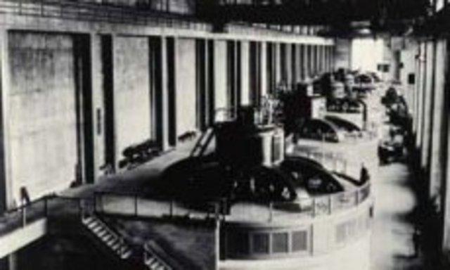 Most powerful waterwheel generators invented