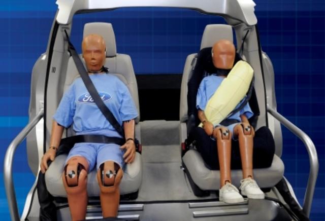 Seat belt introduced