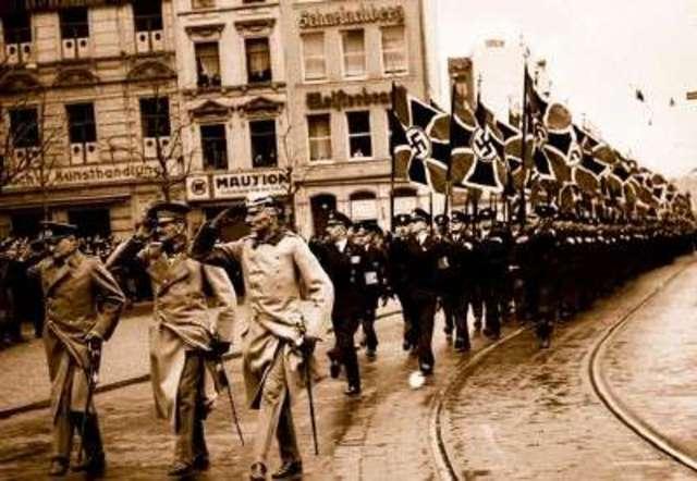 Hitler Occupies Czechoslovakia
