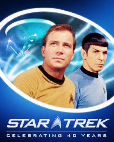 Star Trek T.V series airs