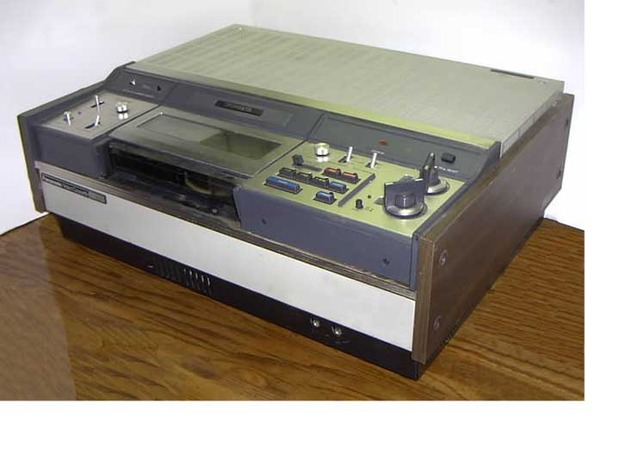 VCR's inroduced