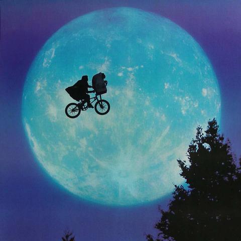 E.T movie released