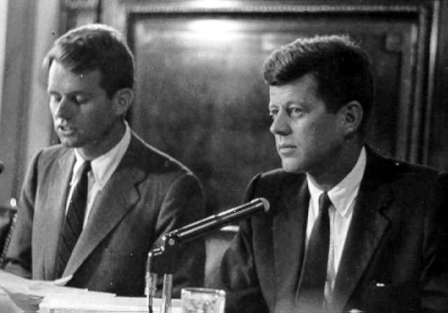 World Events: Kennedy Brothers Killed