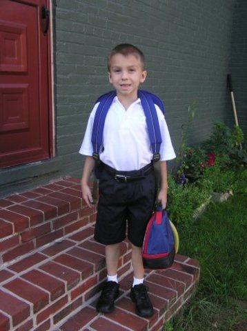 Primer Día de Escuela