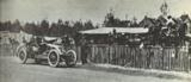 The First French Grand Prix