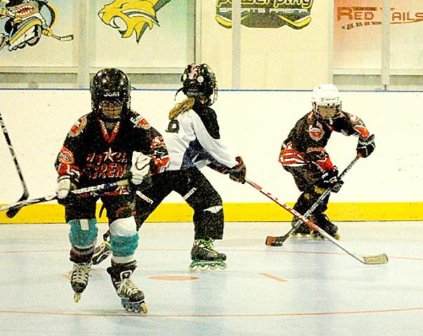 Mi Primer Partido de Hockey