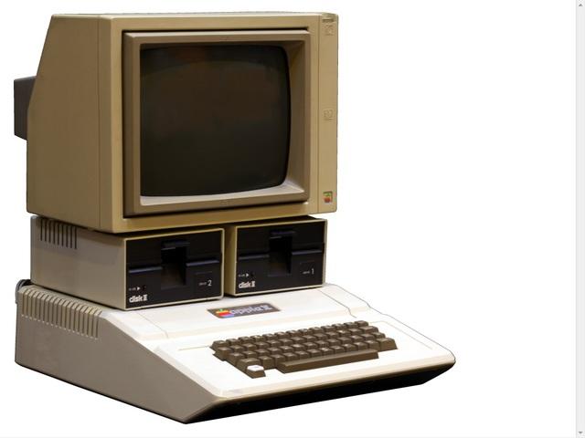 Apple II by Apple inc