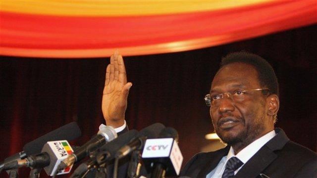 Dioncounda Traoré devient président intérimaire du Mali