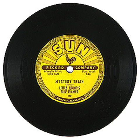 He recorded five songs for Sun Records.