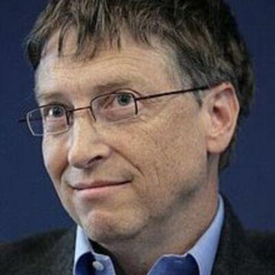 Bill Gates timeline
