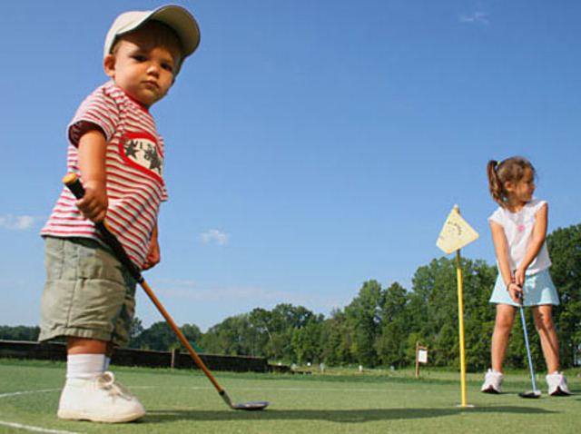 Sports and Music; Junior Golf