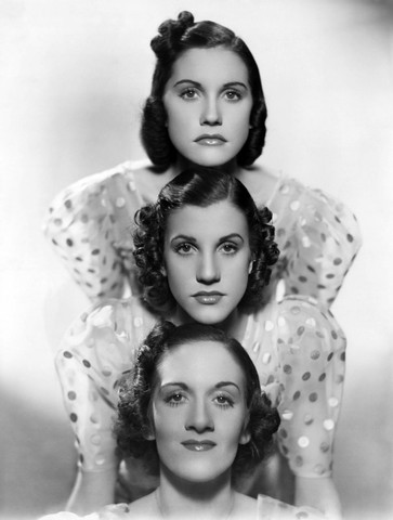 Sports and Music: Andrew Sisters star in Argentine Nights