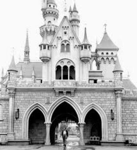 World Events: Disneyland Opens