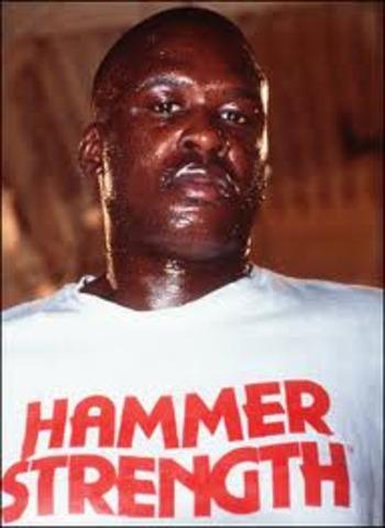 Sports & music: Buster Douglas beats Mike Tyson