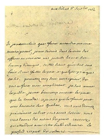 Proclamation of 1763 (Continued)