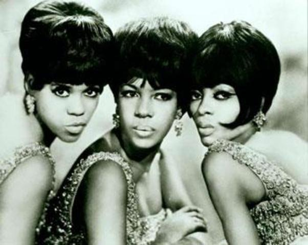 Sports and Music: The Supremes
