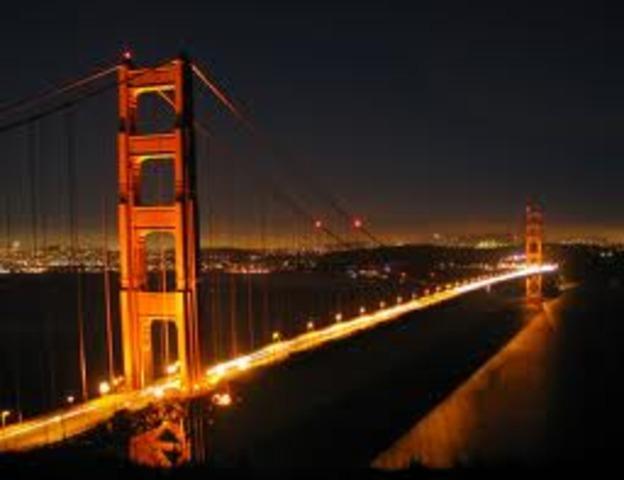 the golden gate bridge was built