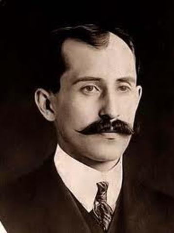 Orville Wright is born.