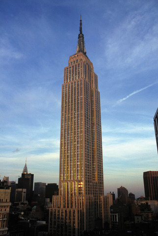 Science and Technology: Empire State Building