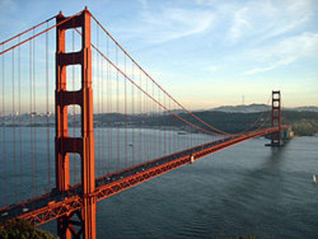 Science and Technology: Golden Gate Bridge