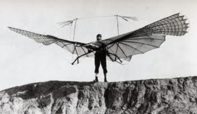Otto Lilienthal begins successful gliding experiments.