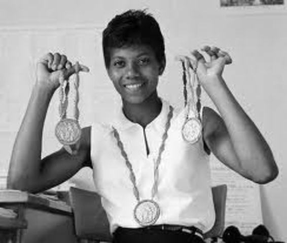 Sports and Music: Wilma Rudolph