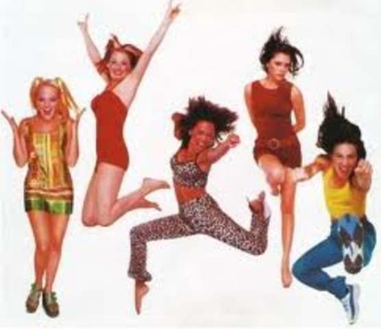 Sports and Music: Spice Girls