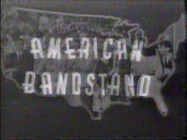 Fashion and Entertainment; American bandstand
