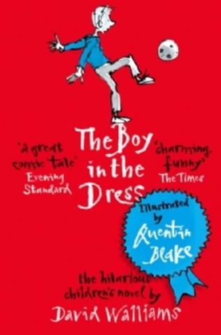 The Boy in a Dress by David Walliams