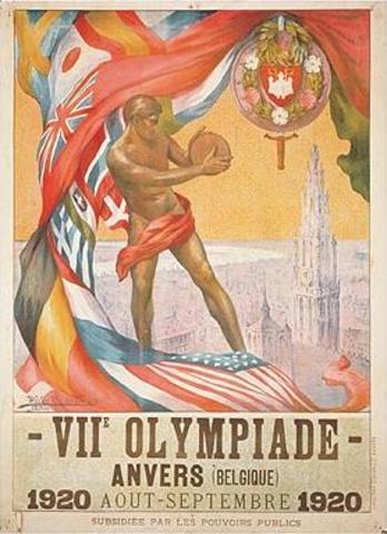 Antwerp, Belgium summer olympics