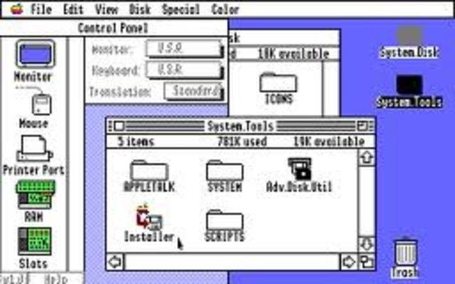 Mac Os System 5