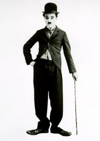 Charlie Chaplin was born in London.