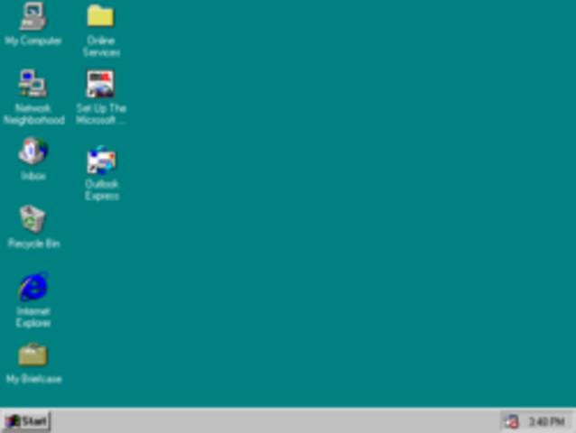 Windows 95 & 98