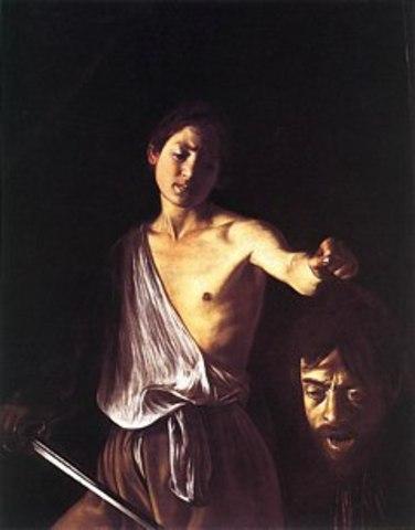 Caravaggio: c.1600- 1700