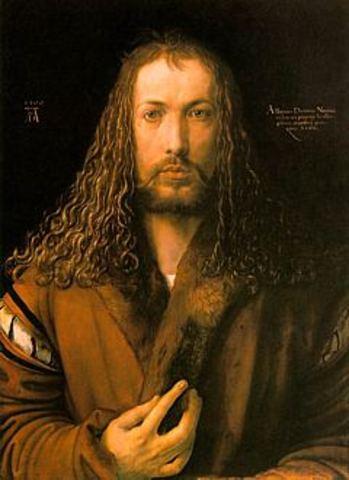Albrecht Dürer: c.1420-1520