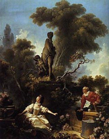 Jean Honoré Fragonard: c.1700-1775